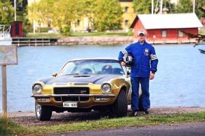 nr 88 Markus Eriksson